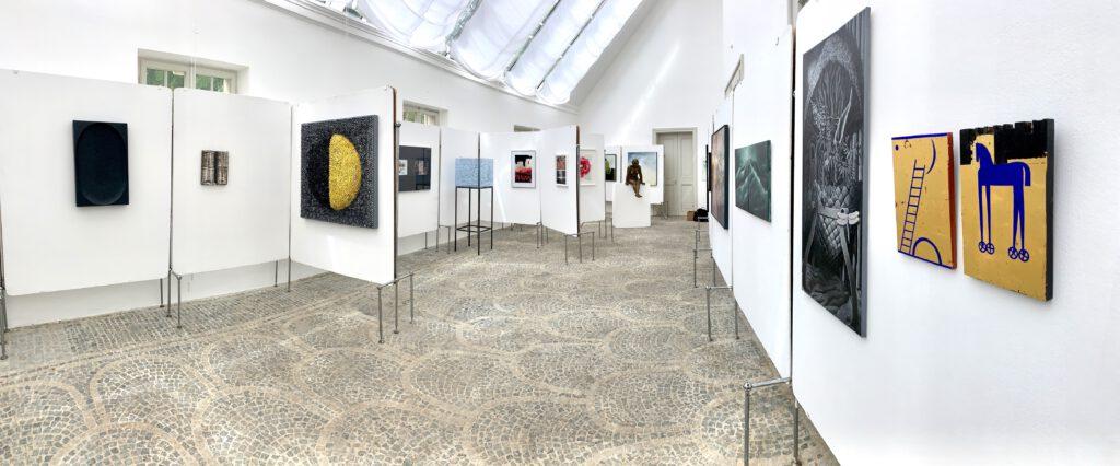 Bayreuther Kunstausstellung in der Orangerie der Eremitage Bayreuth